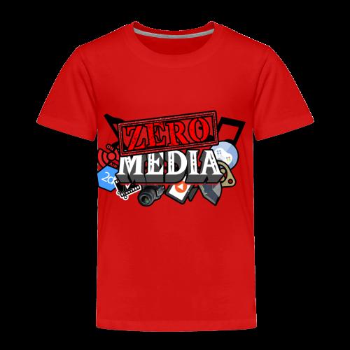 ZeroMedia SHIRT - Toddler Premium T-Shirt