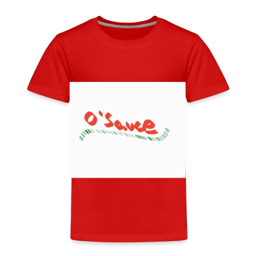 O'Sauce - Toddler Premium T-Shirt