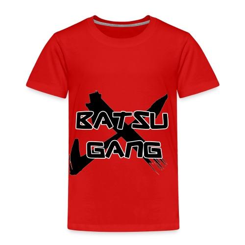 BatsuGangshirt - Toddler Premium T-Shirt