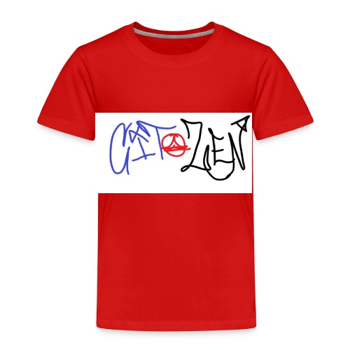 CITIZEN - Toddler Premium T-Shirt
