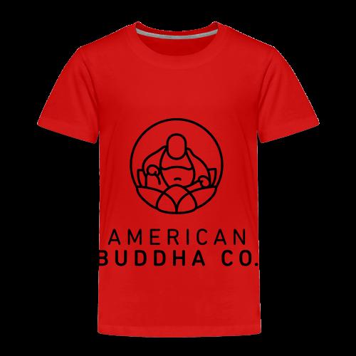 AMERICAN BUDDHA CO. ORIGINAL - Toddler Premium T-Shirt