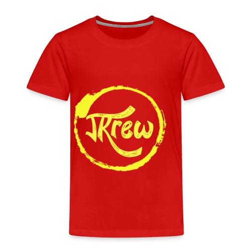 The Official JKrew Logo - Toddler Premium T-Shirt