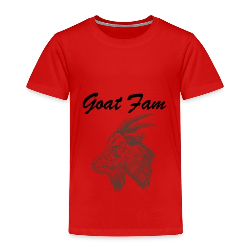 Goat Fam - Toddler Premium T-Shirt