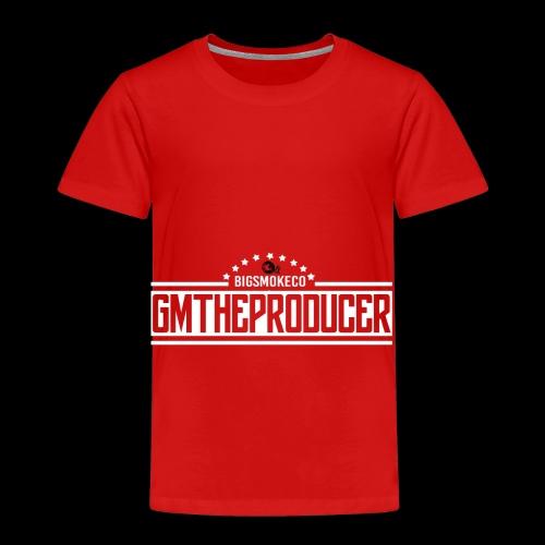 GMTP (White) - Toddler Premium T-Shirt