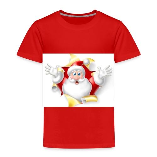 santa limited edition merch - Toddler Premium T-Shirt