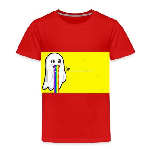 Snapchat - Toddler Premium T-Shirt