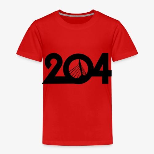 204 T-Shirt - Toddler Premium T-Shirt