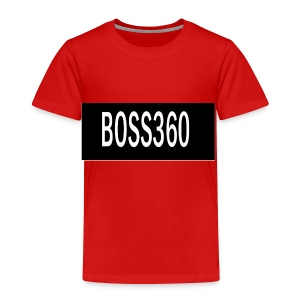 boss titre - Toddler Premium T-Shirt