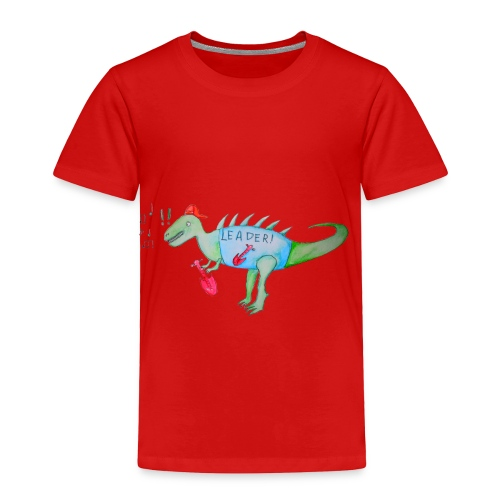 dinosaur - Toddler Premium T-Shirt