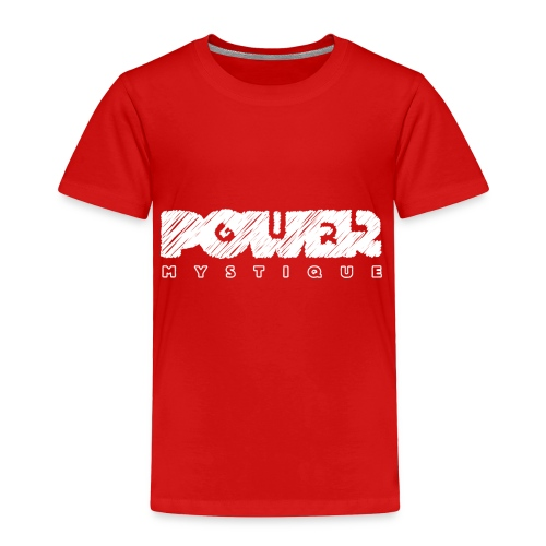 Gurl POWER mystique - Toddler Premium T-Shirt