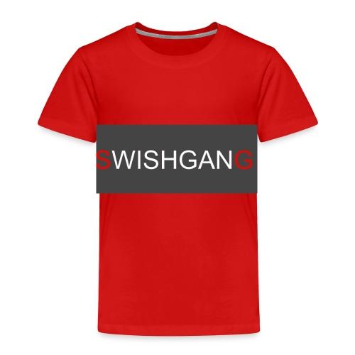 SWISHGANG2 - Toddler Premium T-Shirt