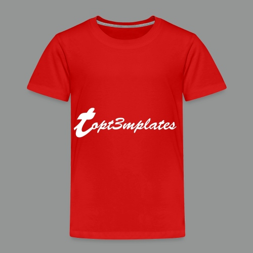 1475922320085 - Toddler Premium T-Shirt