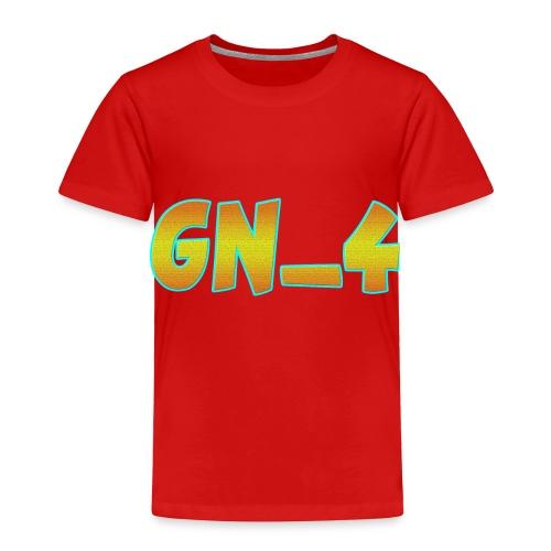 GamingNerd_4 - Toddler Premium T-Shirt