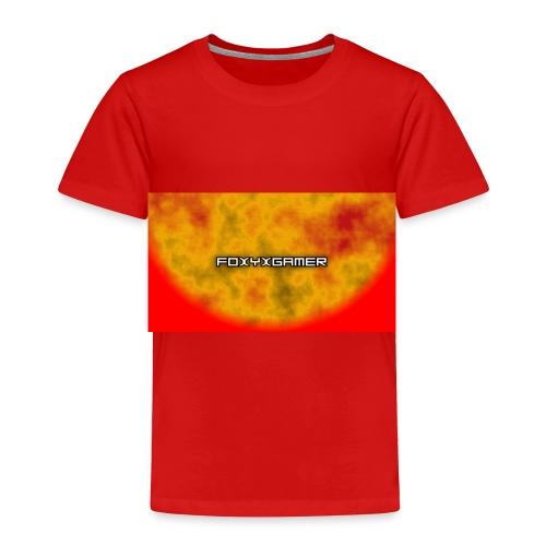 FoxyXGamers merch - Toddler Premium T-Shirt