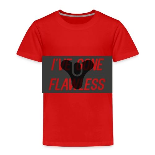 ive_gon_flawless_logo - Toddler Premium T-Shirt