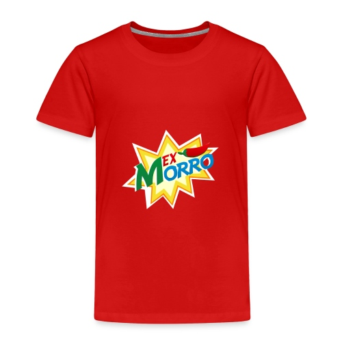 LOGO MEXMORRO - Toddler Premium T-Shirt