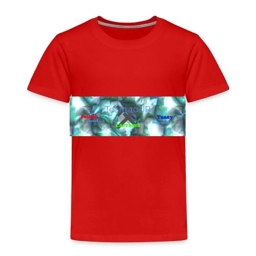 Team10Jr Capitans - Toddler Premium T-Shirt