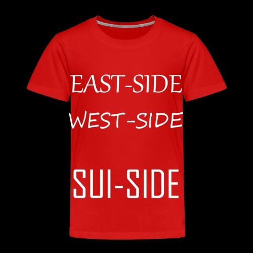 Suicide - Toddler Premium T-Shirt