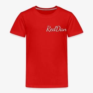 Offical Red Dan Merch - Toddler Premium T-Shirt