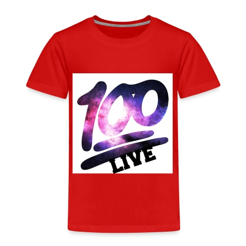 living 100 - Toddler Premium T-Shirt