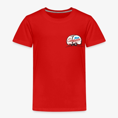 Campista Branded for Life - Toddler Premium T-Shirt