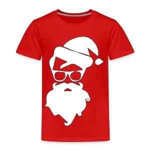 Santa Claus Christmas - Toddler Premium T-Shirt