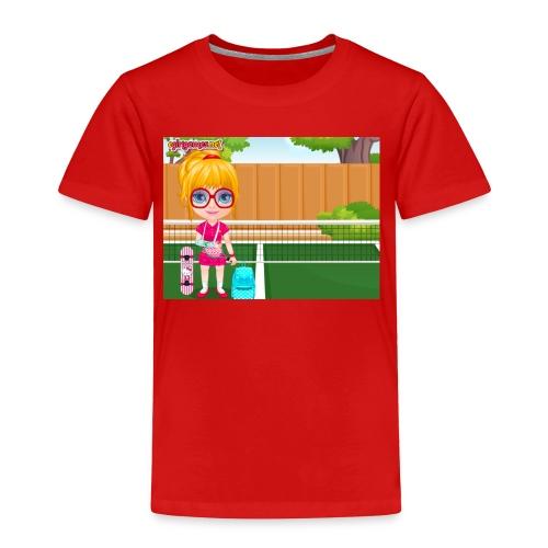 Baby Barbie Sports Injury T-shirt/Tanktop - Toddler Premium T-Shirt