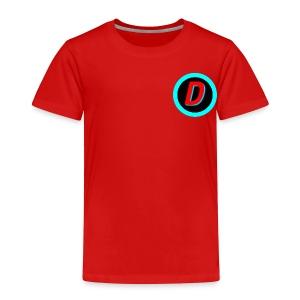 Dan # 16 - Toddler Premium T-Shirt