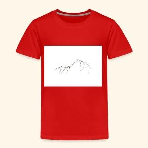 Tiny Mountain - Toddler Premium T-Shirt
