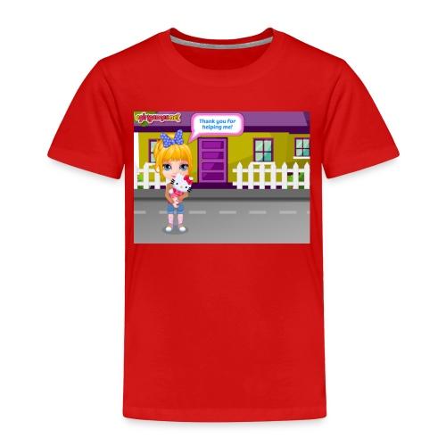 Baby Barbie Throat Doctor T-shirt/Tanktop - Toddler Premium T-Shirt