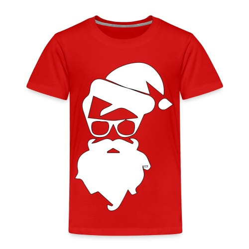 Santa Claus Christmas - Toddler Premium T-Shirt