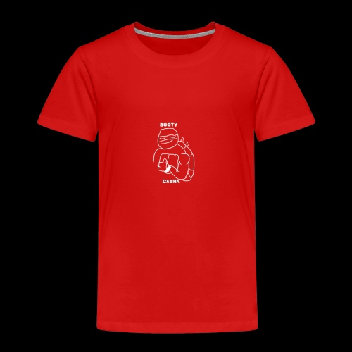 The Astronuts BOOTY CASHA Turtle - Toddler Premium T-Shirt