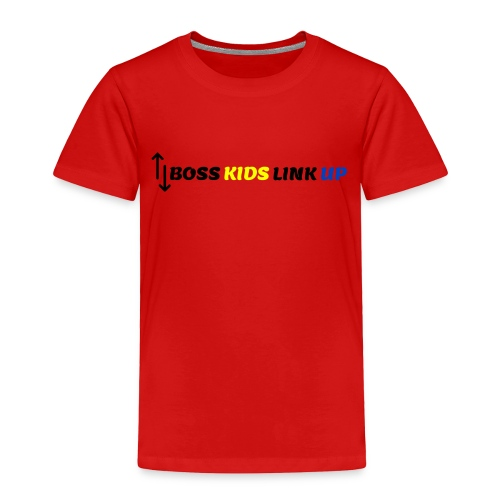 Boss Kids Link 2 - Toddler Premium T-Shirt