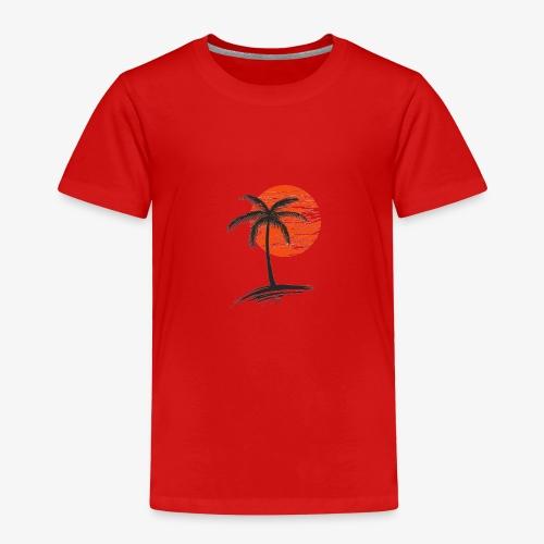 Palm Tree Original - Toddler Premium T-Shirt