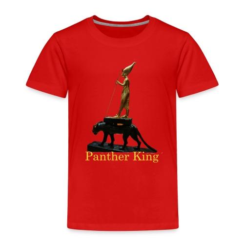 Panther King II - Toddler Premium T-Shirt