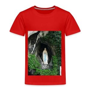 VirgendeLourdes - Toddler Premium T-Shirt