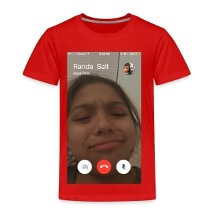 Randa DOSENT PICK UP THE PHONE - Toddler Premium T-Shirt