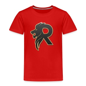 rubzys Merch logo - Toddler Premium T-Shirt