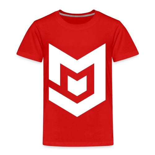 White Logo - Toddler Premium T-Shirt