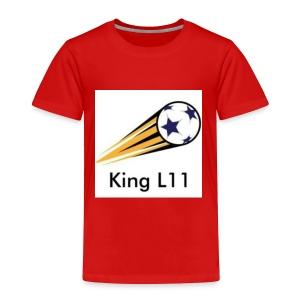 King L11 - Toddler Premium T-Shirt