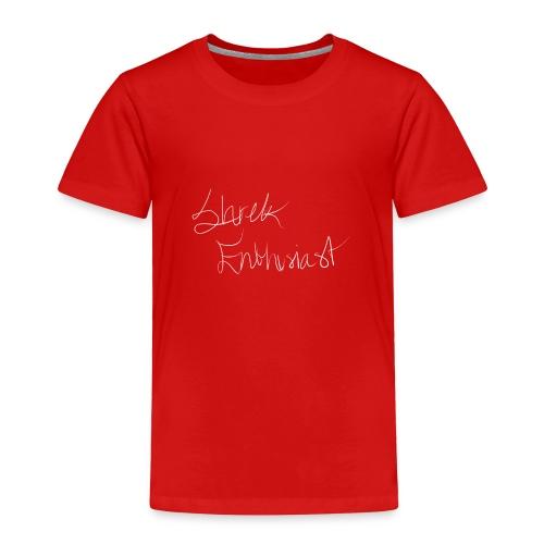 Shrek Enthusiast - Toddler Premium T-Shirt
