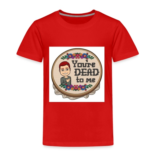 aidansw7rld profile pc - Toddler Premium T-Shirt
