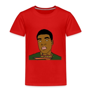 Jerijah a good love friend - Toddler Premium T-Shirt