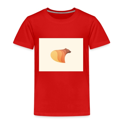 browen bear - Toddler Premium T-Shirt