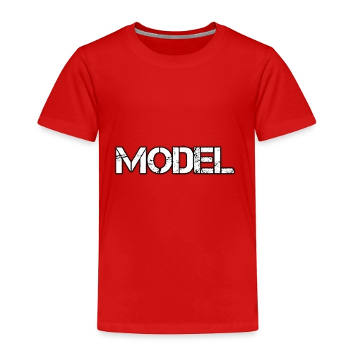 MODEL - Toddler Premium T-Shirt