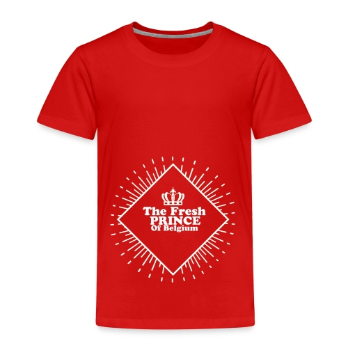The Fresh Prince - Toddler Premium T-Shirt