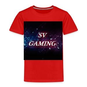 Cool SV Gaming - Toddler Premium T-Shirt