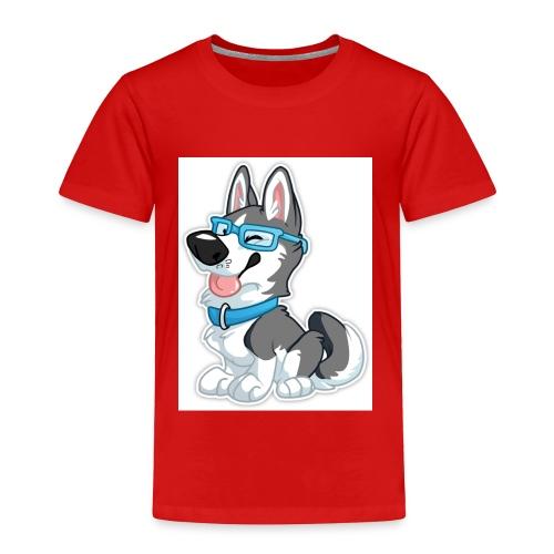 N3RDHusky - Toddler Premium T-Shirt