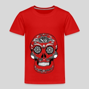 Catrina Black & White - Toddler Premium T-Shirt