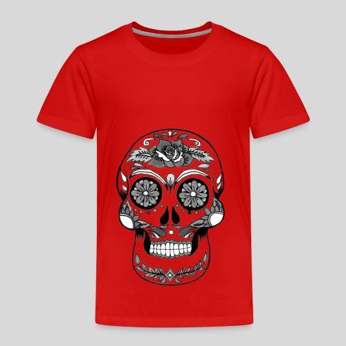 Catrina Black & White - Toddler Premium T-Shirt